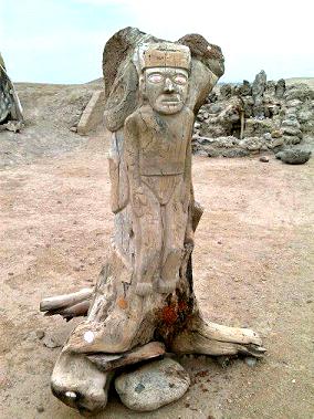 carvedtreestump